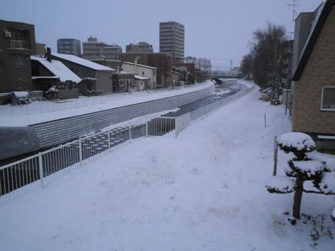 11455499 s - 苫小牧の町並みとかを見に吹雪の日に行ってきた