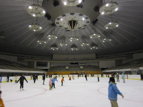 1d0bb376 s - 真駒内競技場でのスケート