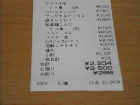 1d92fecc s - 川崎 安安 川崎幸店 焼肉屋