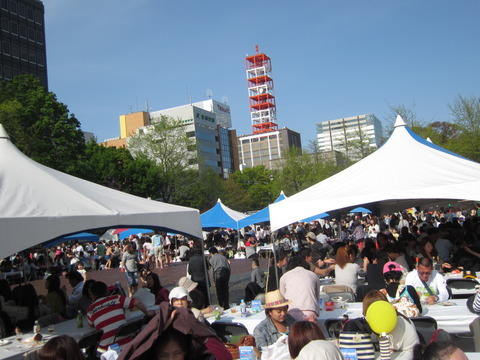 1e2a8f7f s - 札幌大通公園 ~ライラック祭り2013 後編~