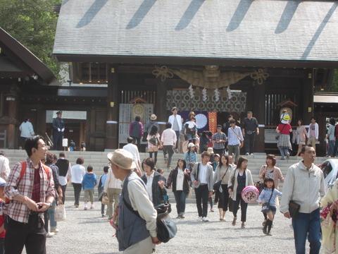 26e854f5 s - 北海道神宮例祭 ~円山公園編~