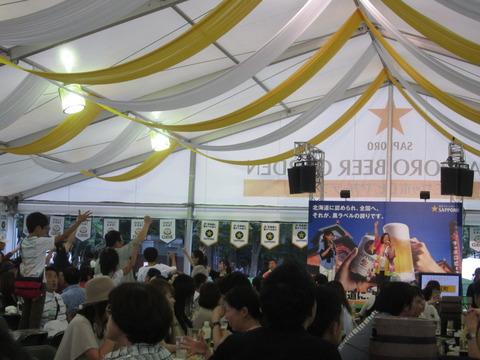 271d7425 s - 札幌大通ビヤガーデン2013 Part4 / 世界のビール広場