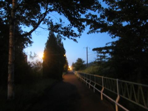 321d190c s - 札幌北広島自転車道路を歩いてみた / 25km徒歩の旅 後編