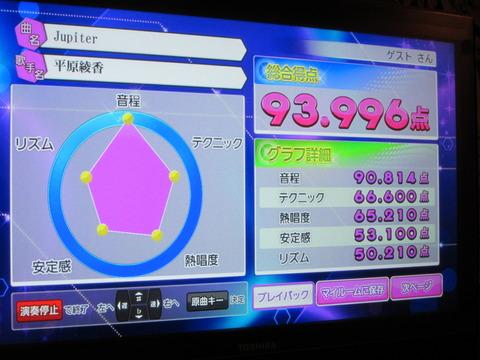 3776866a s - カラオケでJOYのF1初めて使ったヨ!