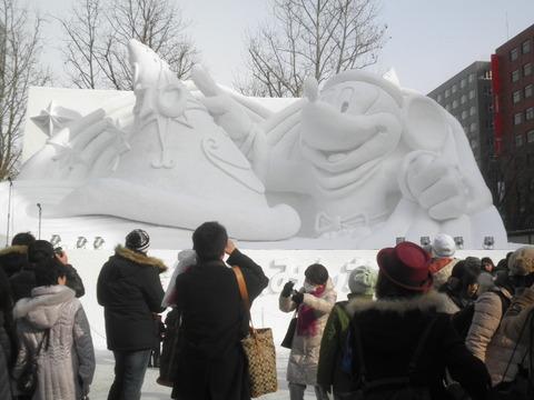 3903565c s - 2012年 札幌雪祭りPart2