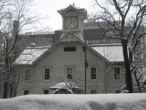 3d95b1e9 s - 札幌雪祭り準備+冬の時計台他