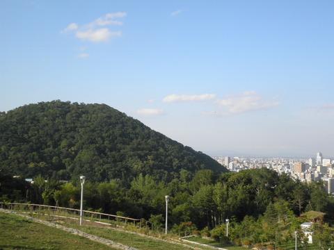 3dfb9406 s - 札幌市内観光 ~旭山記念公園~