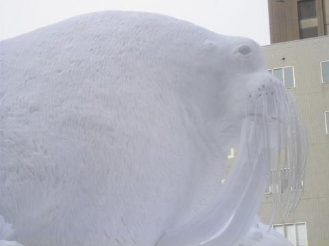 44a07636 s - 2012年 札幌雪祭り初日
