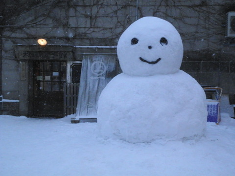 4778b82b s - 小樽観光06 ~冬の小樽はこんな感じ~