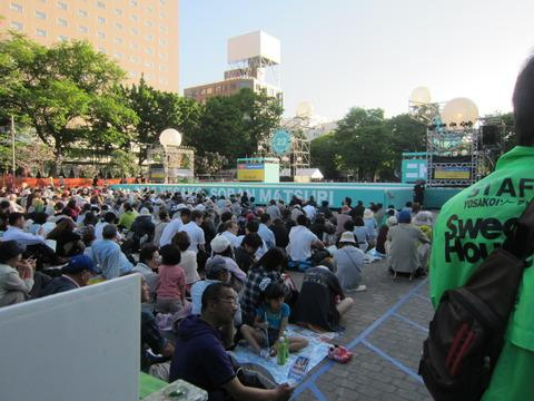 4f8fccd4 s - 札幌大通公園 よさこいソーラン祭り2013