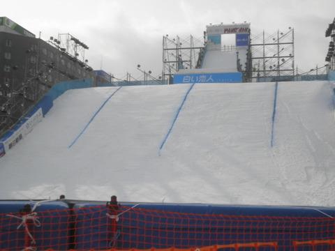 53a9bc54 s - 2012年 札幌雪祭り初日
