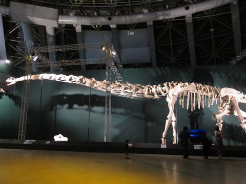5636bf20 s - 北翔クロテック月寒ドーム ~黄河大恐竜展~