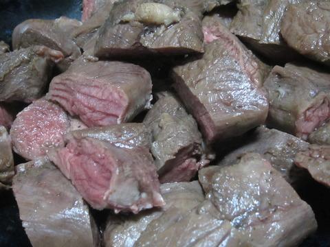 56827cf5 s - 珍肉特集05ヤギ肉テンダーロイン(ヒレ肉) / らくだバーガー