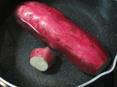 580d8f0d s - 干し芋作ってみましたPart1 / 徳島産金時芋