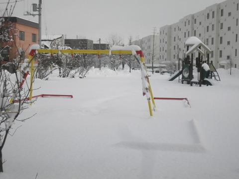 6b0075d7 s - 北海道の冬の生活08 ~除雪状況/最近の食事~