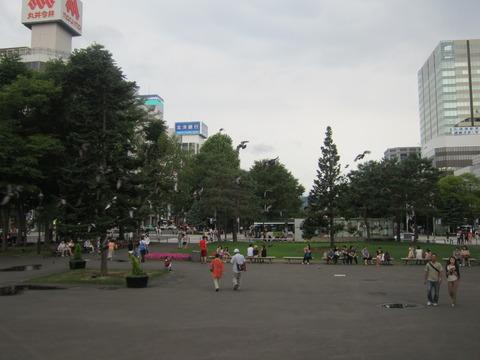 71287d12 s - 札幌大通ビヤガーデン2013 Part4 / 世界のビール広場