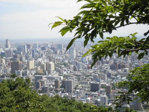 762fa553 s - 札幌観光 ~円山公園/円山登山~