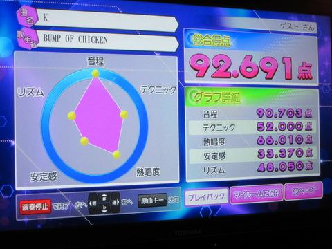 7c023588 s - カラオケでJOYのF1初めて使ったヨ!