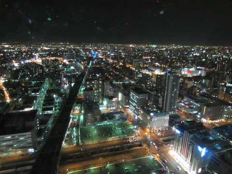 82b86abd s - 札幌市内観光 ~JRタワーの夜景 / 演奏会~