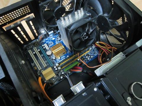 842d936e s - パソコンを新調しました / 一応初めての自作PC?