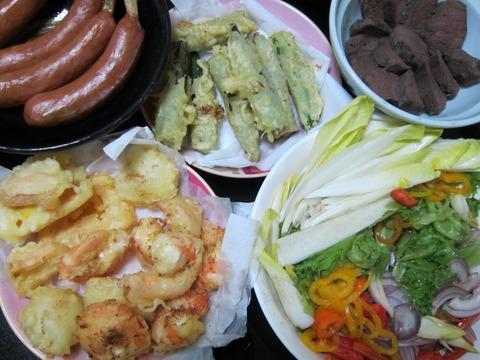 95163091 s - 北海道の春の生活26 ~春野菜が沢山出てきた~