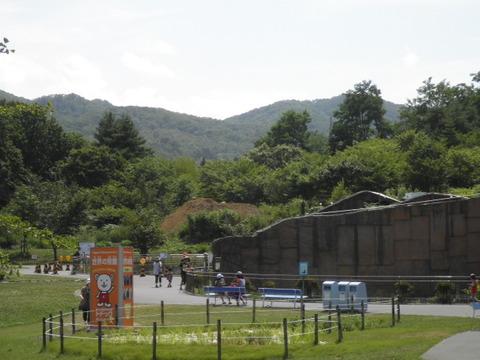 96256076 s - 札幌市内観光 ~円山動物園内部/ビヤガーデン~