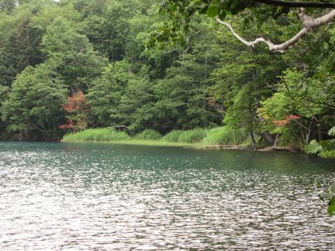 96906d8b s - 北海道観光 ~阿寒湖 / オンネトー湖~