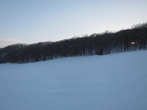 99adc62d s - 休日の藻岩山スキー場は割と混んでた