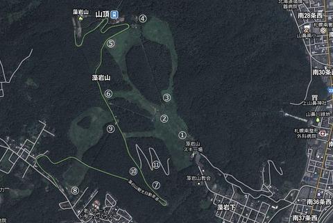 9a32aa87 s - 札幌市内観光 ~藻岩山スキー場~