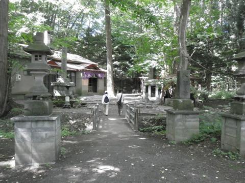 9b063869 s - 札幌観光 ~円山公園/円山登山~