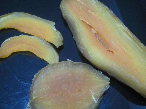 9f6231d0 s - 安納芋で干し芋作りますPart2 / 厚切りと細切りで干してみた