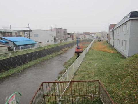 a020c4bf s - 札幌市内で初雪です(実際の初雪はもっと前だけどね)