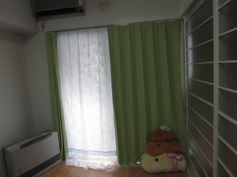 a48b5d02 s - 札幌中心部への引越/生活費の変化04 ~断熱カーテンライナー/部屋の仕切り~