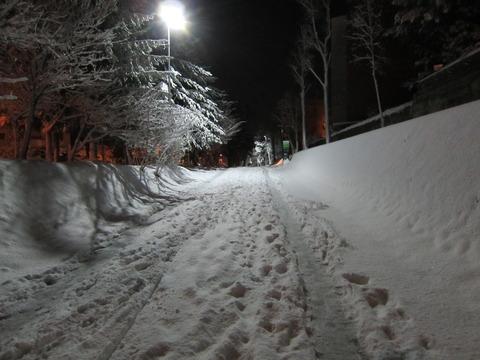 a6d49c5c s - 北海道で沢山雪降ったよー