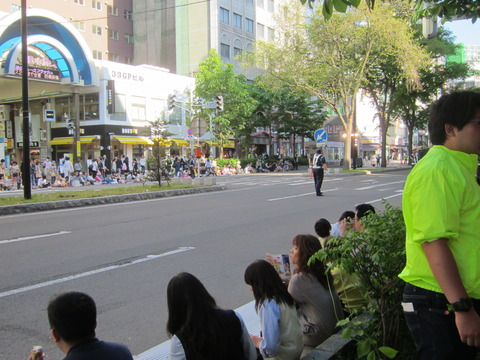 a94d9923 s - 札幌大通公園 よさこいソーラン祭り2013