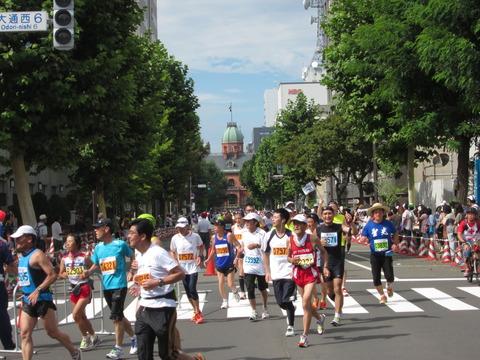 a9820fb9 s - 北海道マラソン2012