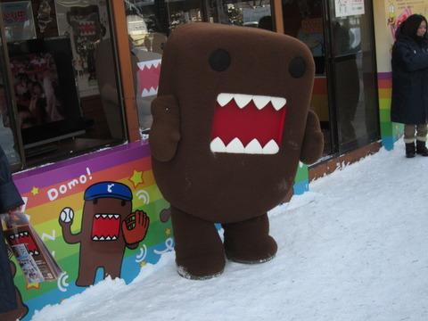 b551088f s - 2013年 さっぽろ雪祭りPart1 ~初日の天気気温、他大雪像紹介~