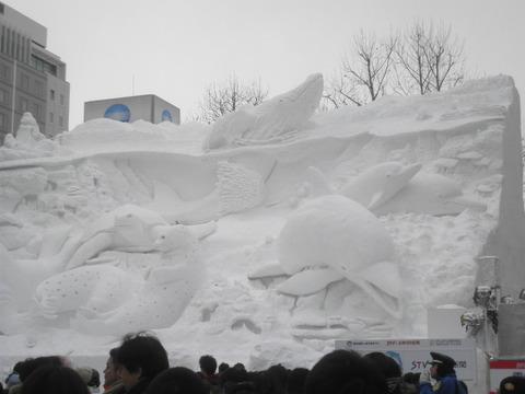 b5e52096 s - 2012年 札幌雪祭りPart2