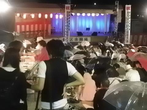 b657bd6c s - 札幌イベント参加 ~白石神社祭~