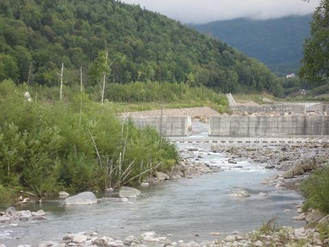 b80e8141 s - 2014富良野旅行Part4 ~「日本で一番美しい道」と青い池~