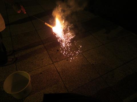 c0f07d77 s - 夏の終わりにちょっぴり花火