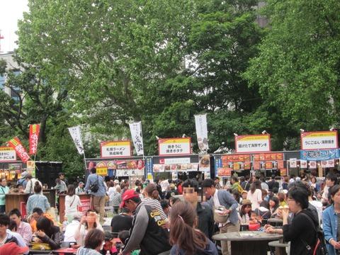 c2f3f3b9 s - 札幌YOSAKOIソーラン祭り2014