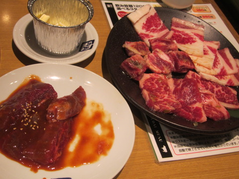 c7df7a8a s - JR札幌駅前店の牛角で焼肉してきます
