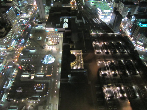 d5d17a10 s - 札幌市内観光 ~JRタワーの夜景 / 演奏会~