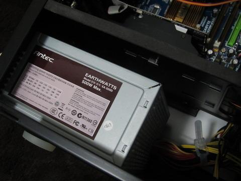 dba5b767 s - パソコンの電源ユニットを交換しました