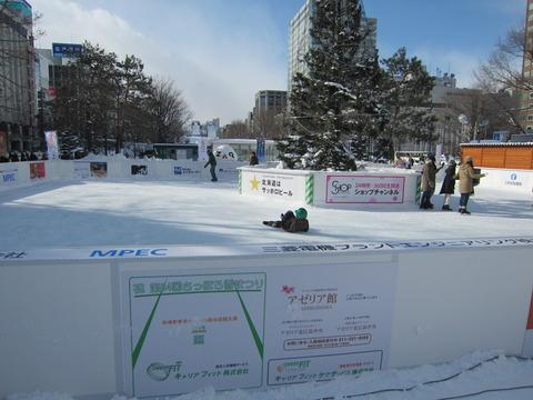 dfb29426 s - 2013年 さっぽろ雪祭りPart1 ~初日の天気気温、他大雪像紹介~