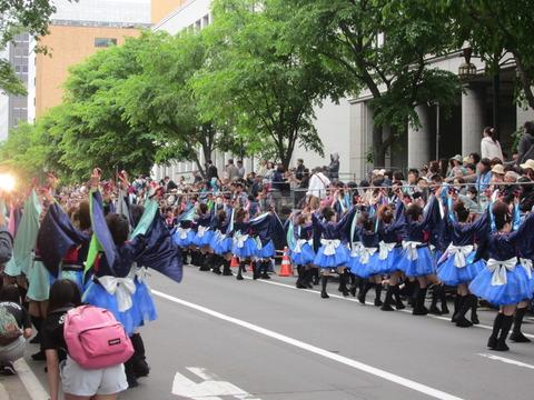 e2602164 s - 札幌YOSAKOIソーラン祭り2014