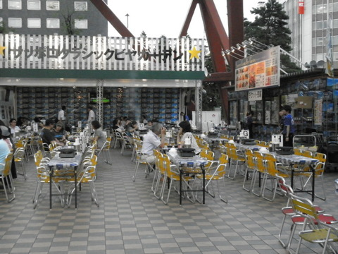 e735d83c s - 札幌大通公園 線香花火大会