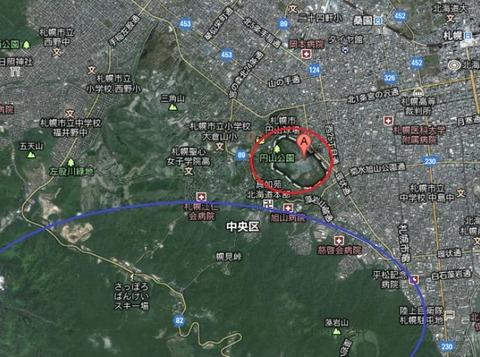 ec5e2d40 s - 札幌に熊が出るって本当ですか?