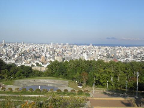 f19f8b52 s - 札幌市内観光 ~旭山記念公園~